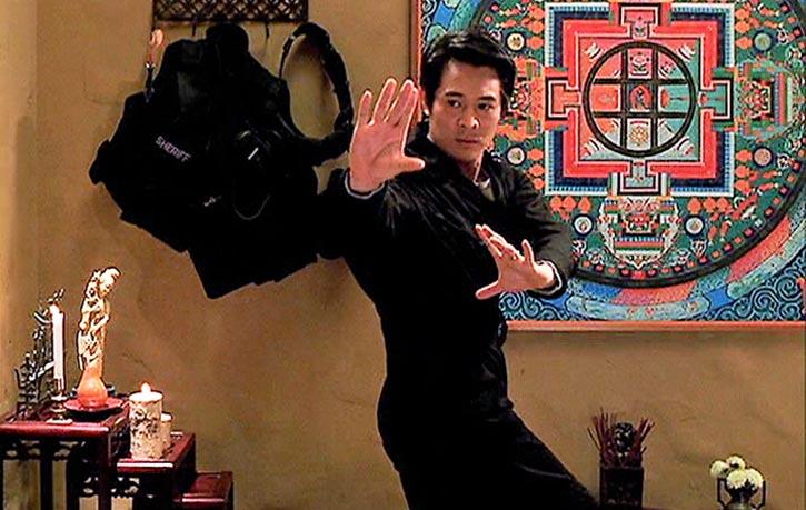 Practicing Baguazhang