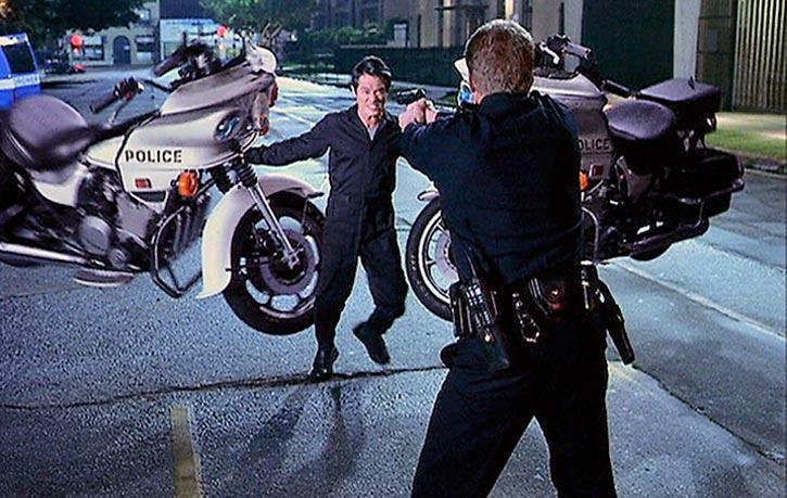 Prepare for a motorbike smash sandwich!