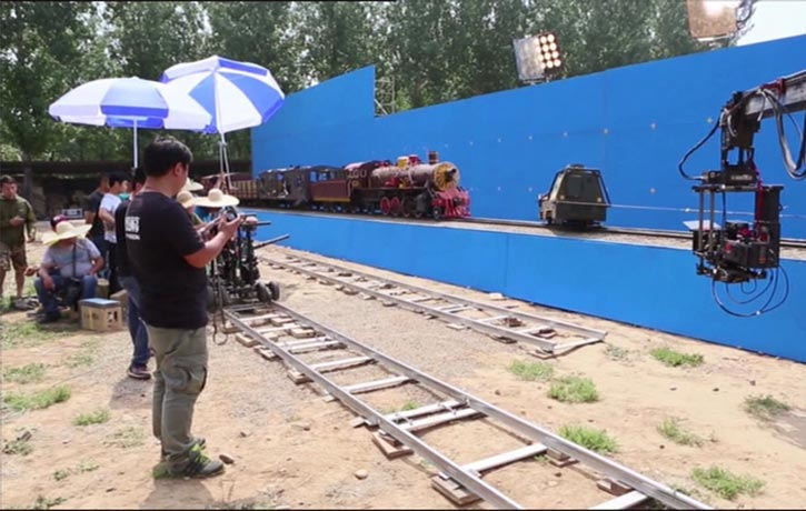 There were over 2400 VFX shots