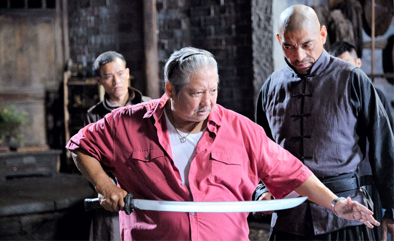 Interview with Sammo Hung - Kung Fu Kingdom
