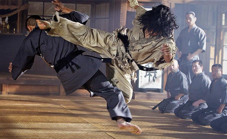 Fighter in the Wind (2004) - Kung Fu Kingdom