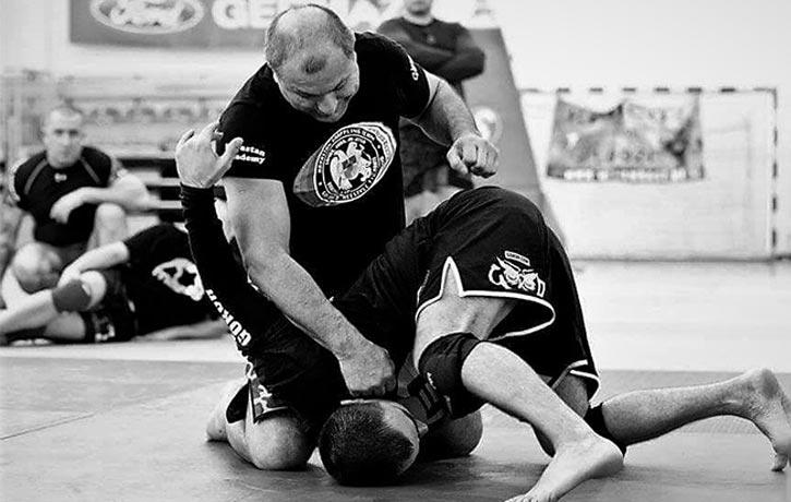 Gokor is an outstanding MMA tactician
