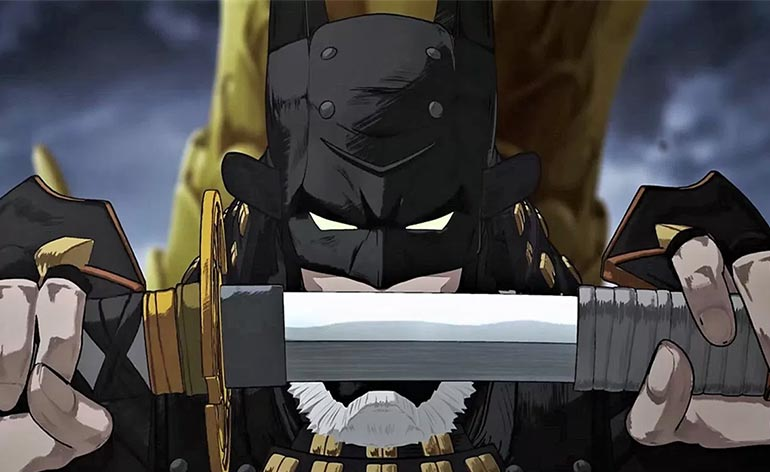 Batman Ninja Trailer released online!