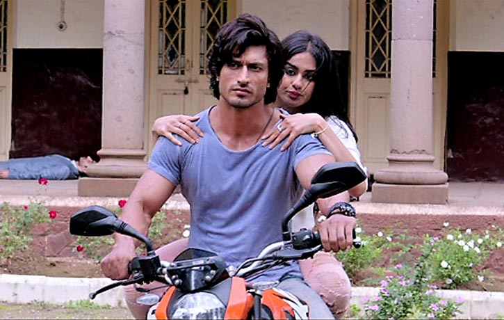 Karan and Bhavana ride into action