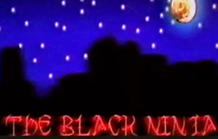 The Black Ninja captivates you right from the opening credits