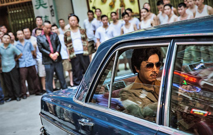Ho becomes one of Hong Kong's most powerful gangsters