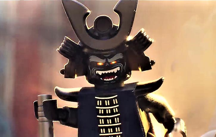 Lord Garmadon is determined to conquer Ninjago