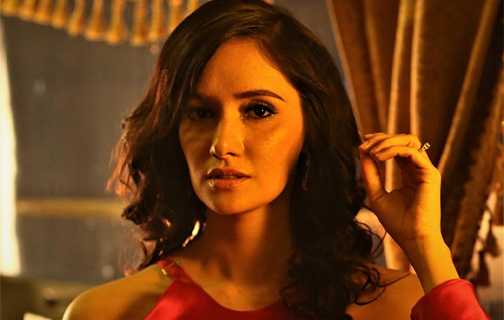 Sara Malakul Lane plays Liu
