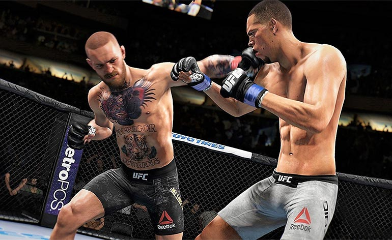 UFC 3 Game Preview