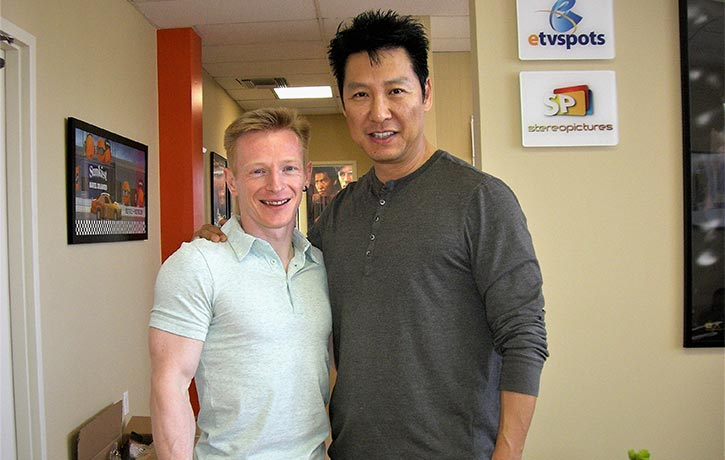 Mike and Phillip Rhee -among the Best of the Best!