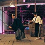 Shipachi knows a few sword maneuvers himself