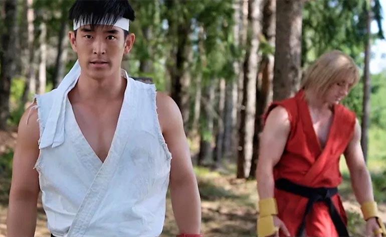 Street Fighter World Warrior -News - Kung Fu Kingdom
