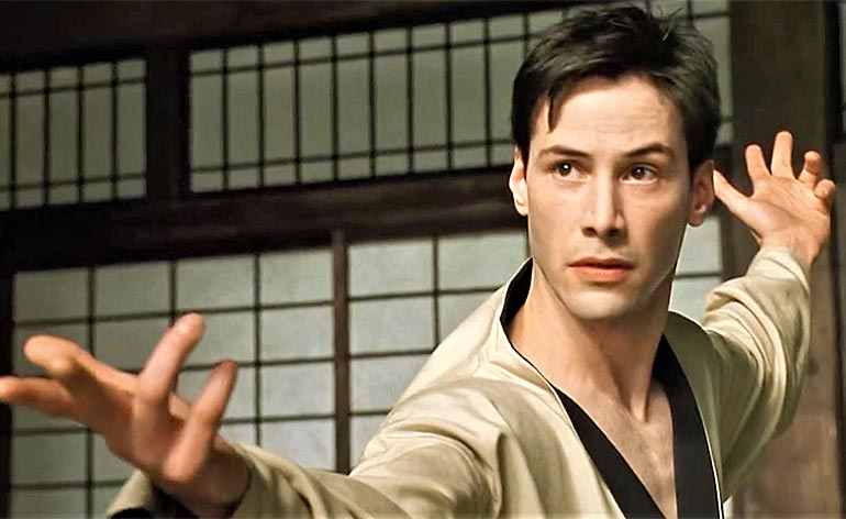 Top 10 Matrix Fight Scenes - Kung-Fu Kingdom