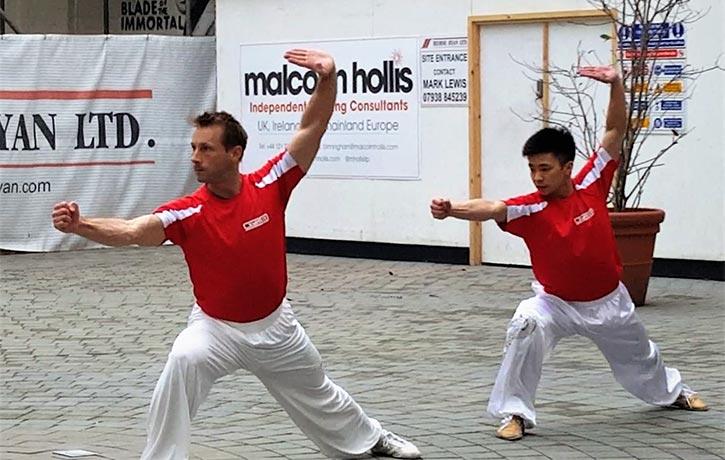 British Wushu champions