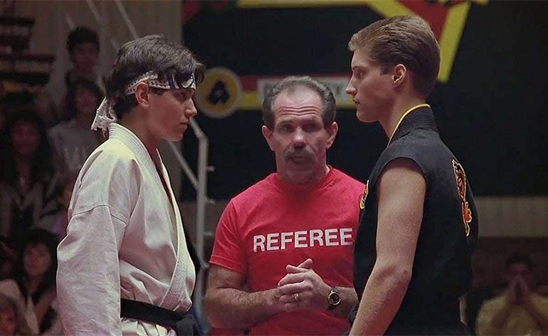 Karate Kid Part III (1989) - Kung Fu Kingdom