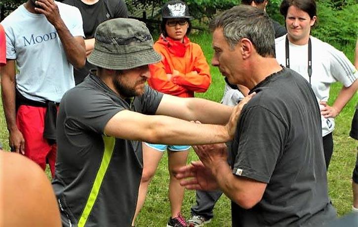 Teaching at Summer Camp