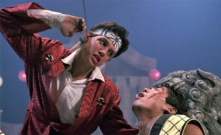 The Karate Kid Part 2 (1986) - Kung Fu Kingdom