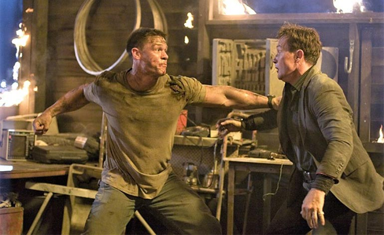 The Marine (2006) - Kung Fu Kingdom