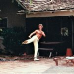 Dave visits Bel Air and home of the legendary Bruce Lee