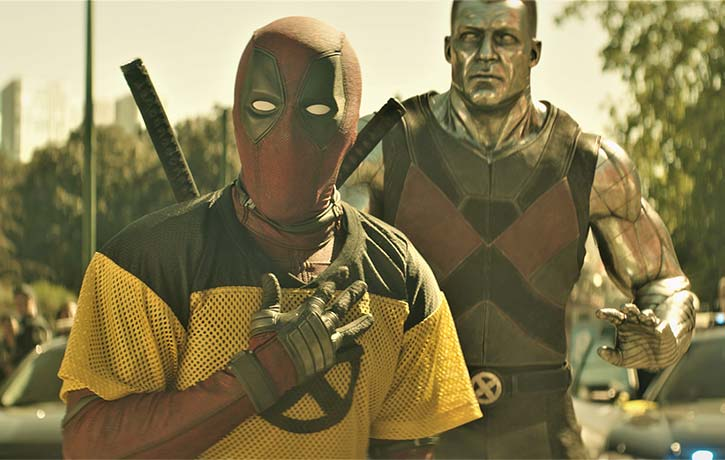Deadpool is officially a trainee for the X-Men!