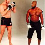 Facing off with Nathan Jones on Never Back Down 3