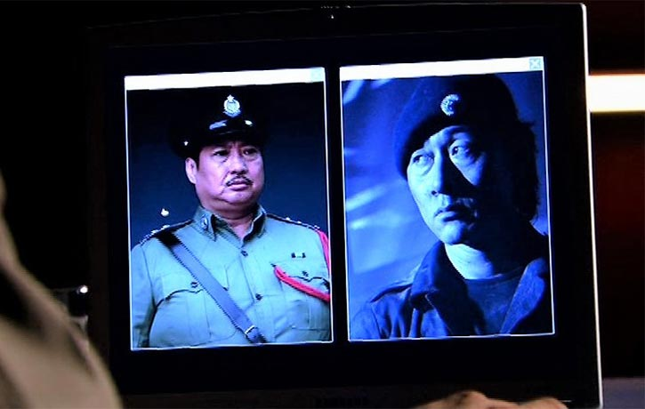 Retired police officer Kong Long has a troubled past