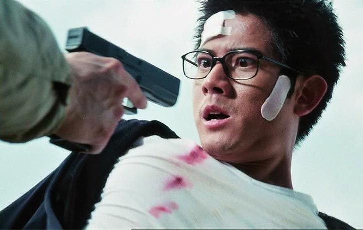 Aaron Kwok stars as Peter Li