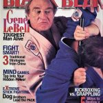 Gene on the cover of Black Belt Magazine