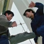 Yuen Tak choreographed the action