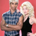 Taimak as Dalton the stage production of the cult classic Road House!