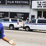 Taimak stops in for the Tribeca Film Festival