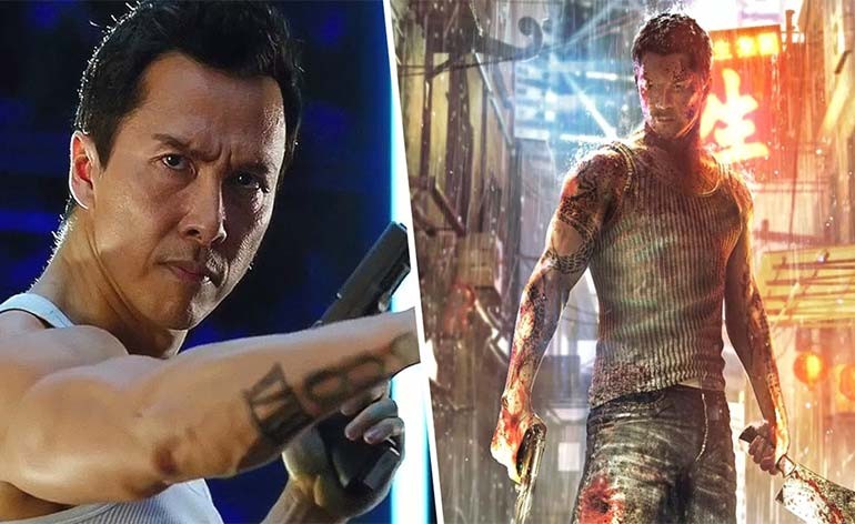 """Donnie Yen gives update on """"Sleeping Dogs""""!"""