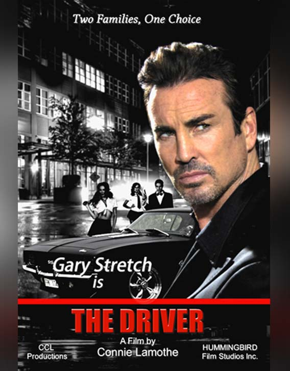 Gary is your Driver!