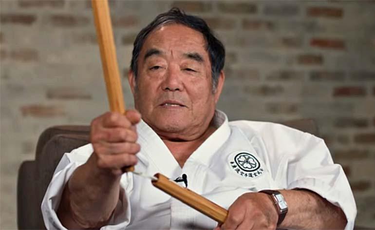 Interview with Fumio Demura - Kung Fu Kingdom