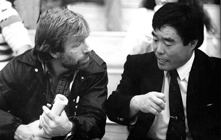 Karate Legends Two -Fumio Demura & Chuck Norris