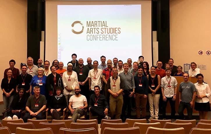 Martial Arts Studies - Cardiff University 2018
