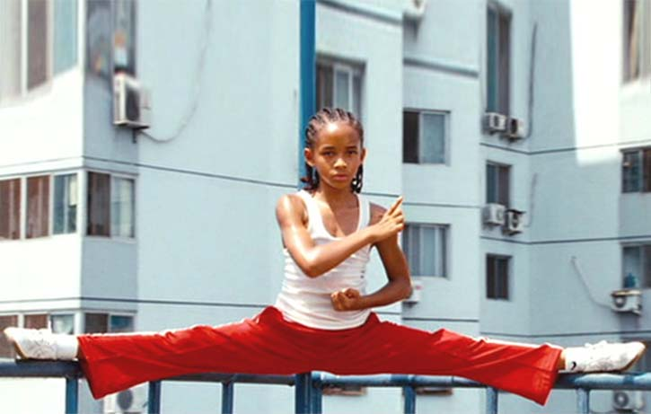 Dre gets flexible!
