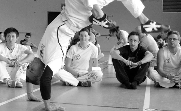 London School of Capoeira Celebrates 30th Anniversary!