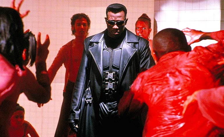 Wesley Snipes Teases The Return of Blade!