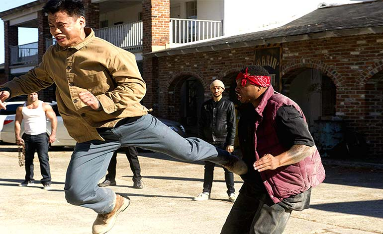Dragon Eyes (2012) -Kung Fu Kingdom