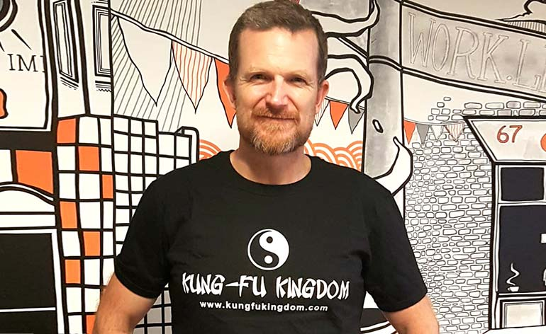 Interview with Jesse Johnson - Kung Fu Kingdom