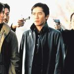 Lin is too cool to be fazed by a gun to his head!