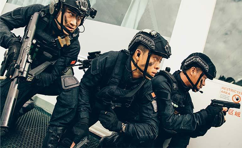 Operation Red Sea (2018) -Kung Fu Kingdom