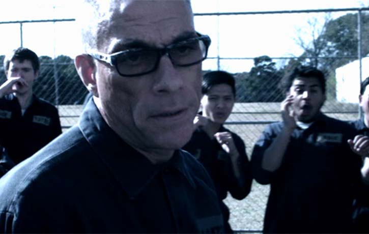 Tiano comes to Ryan Hong's aid in the prison yard