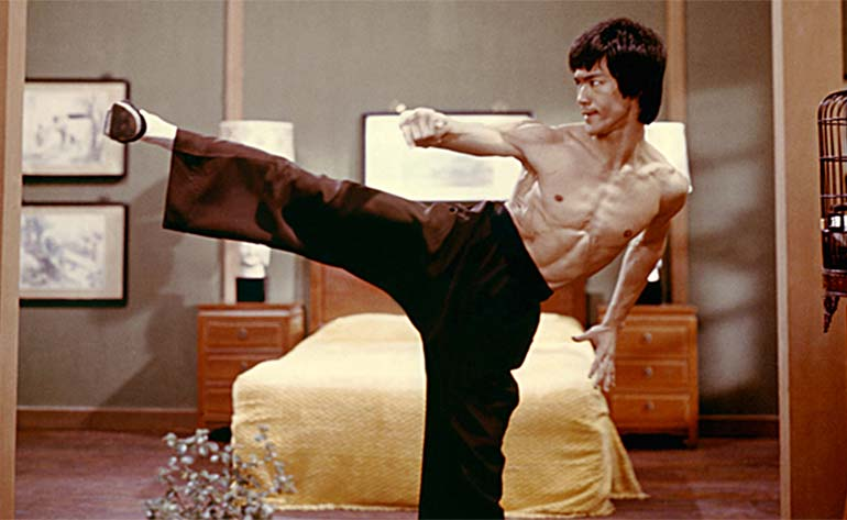 10 Cool Kung Fu Movie Kicks! - Kung Fu Kingdom