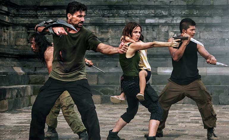 Beyond Skyline sequel in the works! -Kung Fu Kingdom