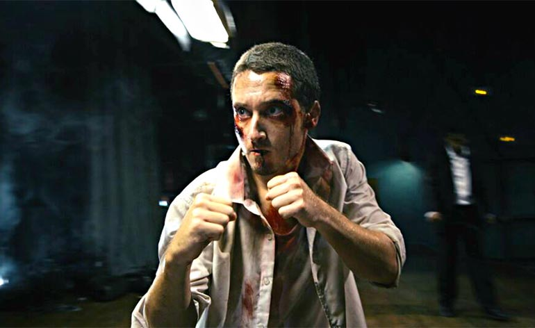 Blood, Sweat and Terrors (2018) - Action Special -Kung Fu Kingdom