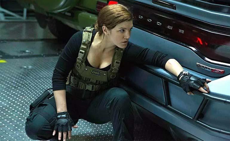 Gina Carano Joins Star Wars Streaming Series! -Kung Fu Kingdom