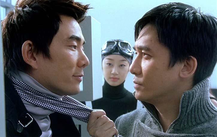 Lin has Owen right where he wants him!