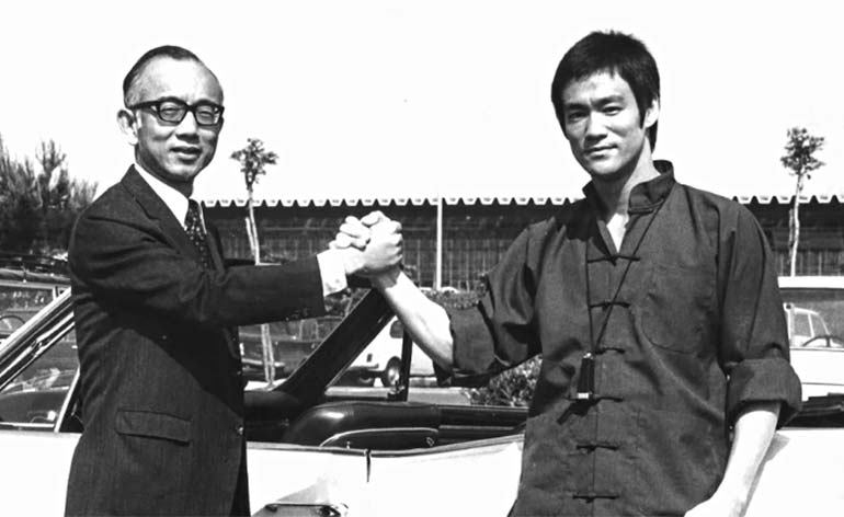 RIP Raymond Chow - A Tribute -Kung Fu Kingdom